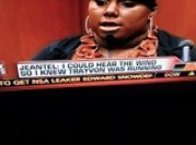 Trayvon Martin Breaks Sound Barrier